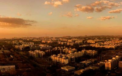 Apartamento de cobertura na Asa Norte