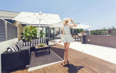 Venda estilo de vida, não venda apartamento de cobertura
